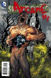 Swamp Thing (2011) -231- Arcane - The patchwork history