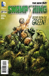 Swamp Thing (2011) -27- My green heaven