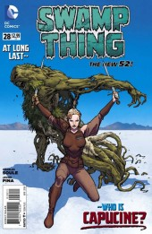 Swamp Thing (2011) -28- Salting the earth