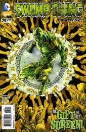 Swamp Thing (2011) -29- The gift of the Sureen part 1