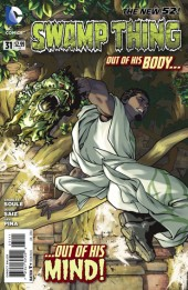 Swamp Thing (2011) -31- The gift of the Sureen part 3