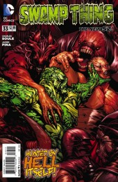 Swamp Thing (2011) -33- The wolf and the lady part 1