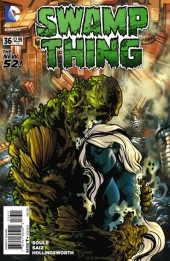 Swamp Thing (2011) -36- Calibration
