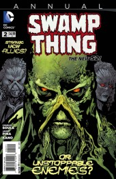 Swamp Thing (2011) -AN02- Lessons learned