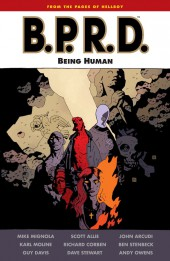 B.P.R.D. (2003) -INT15- Being Human