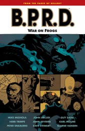 B.P.R.D. (2003) -INT12- War on Frogs