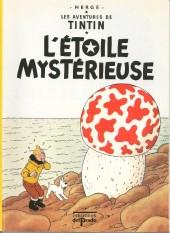 Tintin (Study Comics - del Prado) -5- L'Étoile mystérieuse