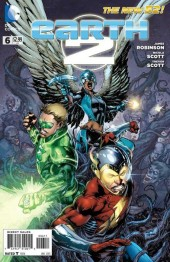 Earth 2 (2012) -6- End Times