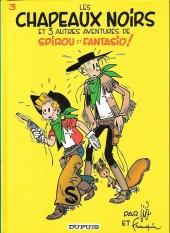 Spirou et Fantasio -3g94- Les chapeaux noirs