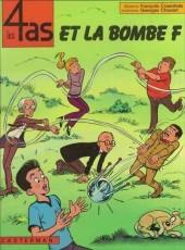 Les 4 as -13a1982- Les 4 as et la bombe F
