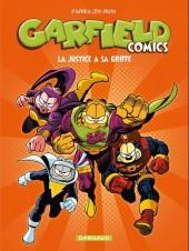 Garfield Comics -3- La justice sort sa griffe