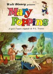 Votre série Mickey (2e série) - Albums Filmés ODEJ -61- Mary Poppins