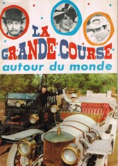 Votre série Mickey (2e série) - Albums Filmés ODEJ -62- La grande course autour du monde