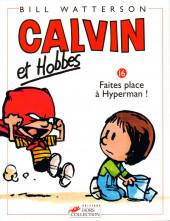Calvin et Hobbes -16- Faites place à Hyperman !