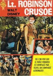 Votre série Mickey (2e série) - Albums Filmés ODEJ -74- Lt. Robinson Crusoé