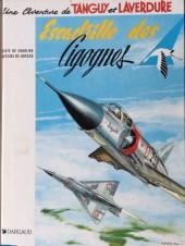 Tanguy et Laverdure -4a87- Escadrille Des Cigognes