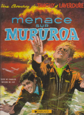 Tanguy et Laverdure -12c1991- Menace Sur Mururoa