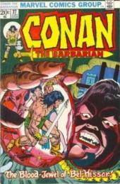 Conan the Barbarian (1970) -27- The Blood-Jewel of Bel-Hissar!