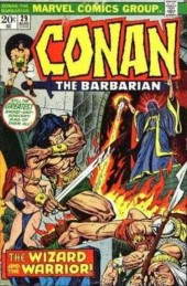 Conan the Barbarian Vol 1 (Marvel - 1970) -29- Two against Turan!