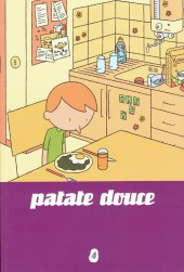 Patate douce  -4- Tome 4