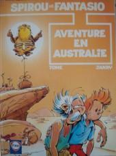 Spirou et Fantasio -34Fina- Aventure en Australie