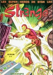 Strange -Rec009- Album N°9 (du n°26 au n°28)