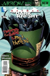 Batman: The Dark Knight (2011) -16- Touch of Crazy