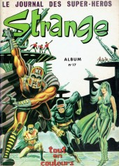 Strange -Rec017- Album N°17 (du n°50 au n°52)