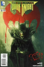 Batman: Legends of the Dark Knight (2012) -2- Crisis in identity