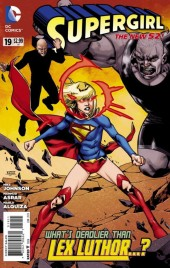 Supergirl (2011) -19- Super Power