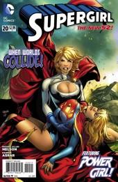 Supergirl (2011) -20- Home Invasion !