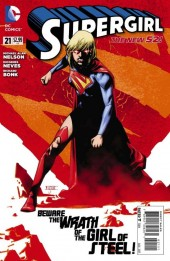 Supergirl (2011) -21- Be Careful What You Fish For