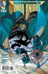 Batman: Legends of the Dark Knight (2012) -6- Gotham Spirit / Untitled / Look inside