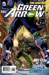 Green Arrow (2011) -9- Tripl3 Tr3at, Part 3
