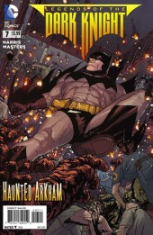 Batman: Legends of the Dark Knight (2012) -7- Haunted Arkham