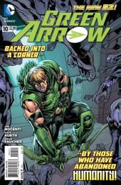 Green Arrow (2011) -10- Wha Goes Up