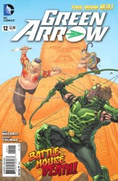 Green Arrow (2011) -12- Saving Face
