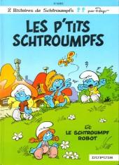 Les schtroumpfs -13a1988- Les p'tits Schtroumpfs