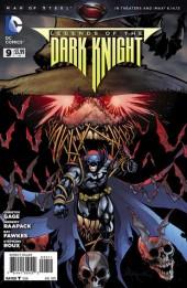 Batman: Legends of the Dark Knight (2012) -9- Dreaming he is a butterfly / Tap tap