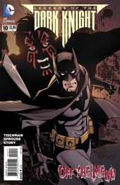 Batman: Legends of the Dark Knight (2012) -10- Off the menu