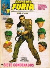 Sargento Furia Vol.1 (Sgt. Fury) -1- Siete condenados