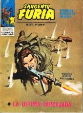 Sargento Furia Vol.1 (Sgt. Fury) -2- La ultima carcajada