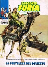 Sargento Furia Vol.1 (Sgt. Fury) -6- La fortaleza del desierto