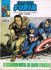 Sargento Furia Vol.1 (Sgt. Fury) -7- El escuadron mortal del Baron Strucker