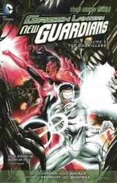 Green Lantern: New Guardians (DC Comics - 2011) -INT05- The godkillers