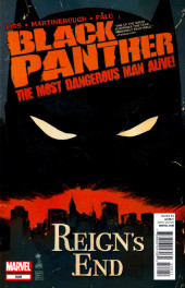 Black Panther: The Most Dangerous Man Alive! (2011) -529- The Kingpin of Wakanda Conclusion