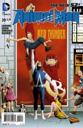 Animal Man (2011) -20- Tights part 2