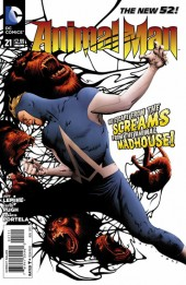 Animal Man (2011) -21- Splinter Species