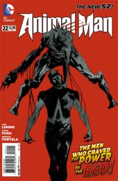 Animal Man (2011) -22- Splinter Species part 2