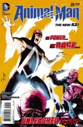 Animal Man (2011) -25- Hollywood Babylon part 2